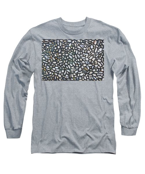 Long Sleeve T-Shirt featuring the photograph Rocky Beach 2 by Nicola Nobile
