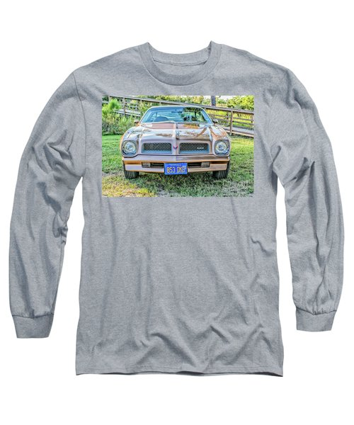 Rocky Front Center Long Sleeve T-Shirt by Brian Wright
