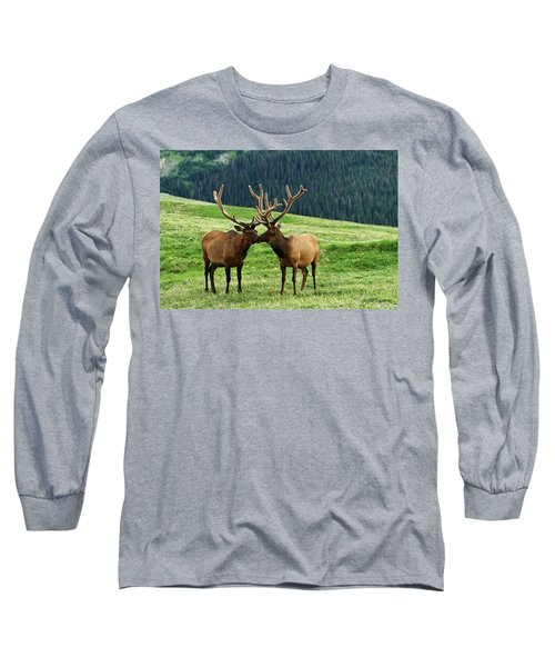 Rocky Mountain Elk 2 Long Sleeve T-Shirt