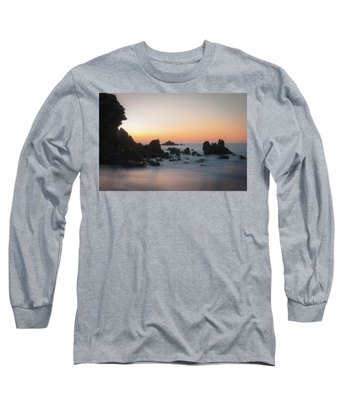 Rocky Sunrise Long Sleeve T-Shirt