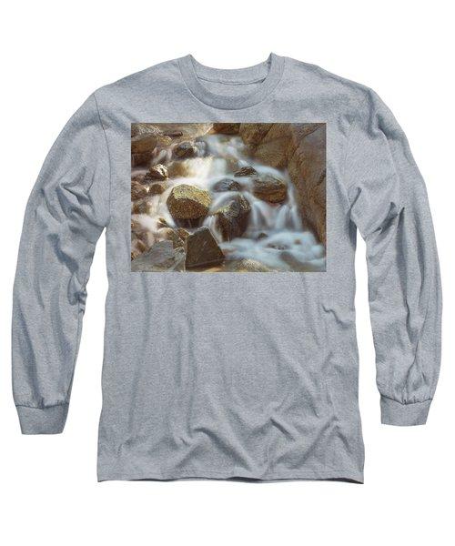 Rocky Water Long Sleeve T-Shirt