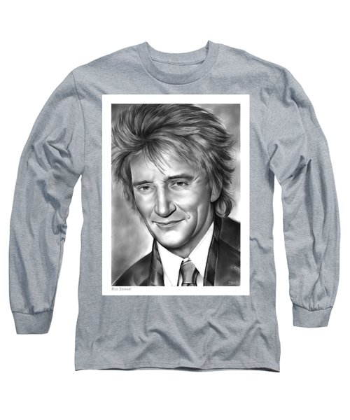 Rod Stewart Long Sleeve T-Shirt