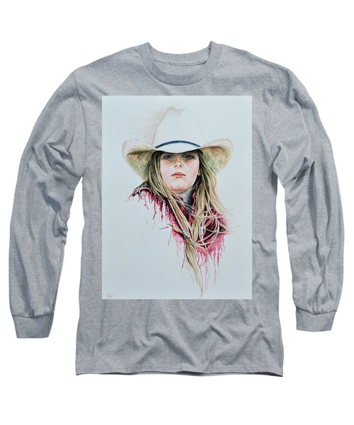 Rodeo Red Long Sleeve T-Shirt