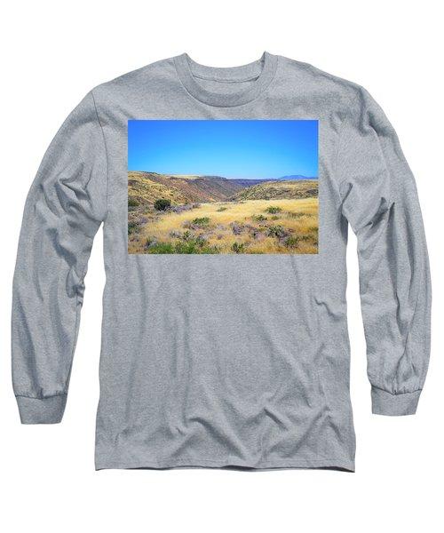 Rolling Landscape Long Sleeve T-Shirt