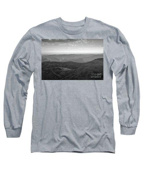 Rolling Mountain Long Sleeve T-Shirt