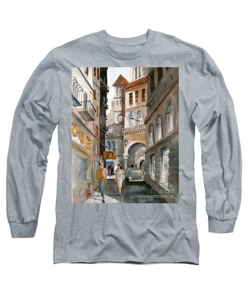 Roma 01 Long Sleeve T-Shirt