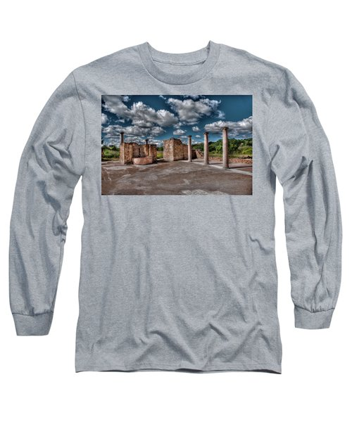Roman Village  Long Sleeve T-Shirt