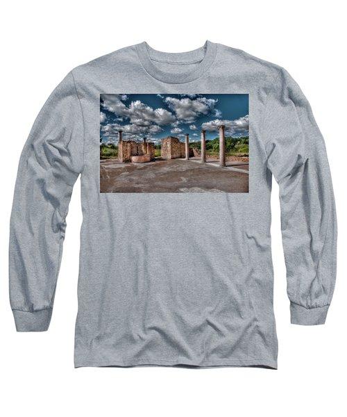 Roman Village  Long Sleeve T-Shirt