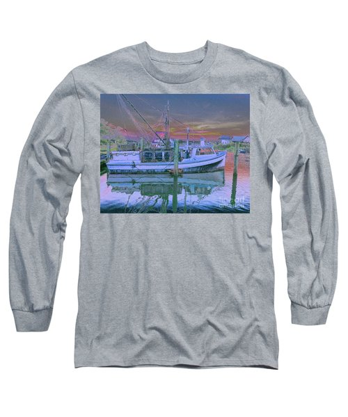 Romance Of The Sea Long Sleeve T-Shirt