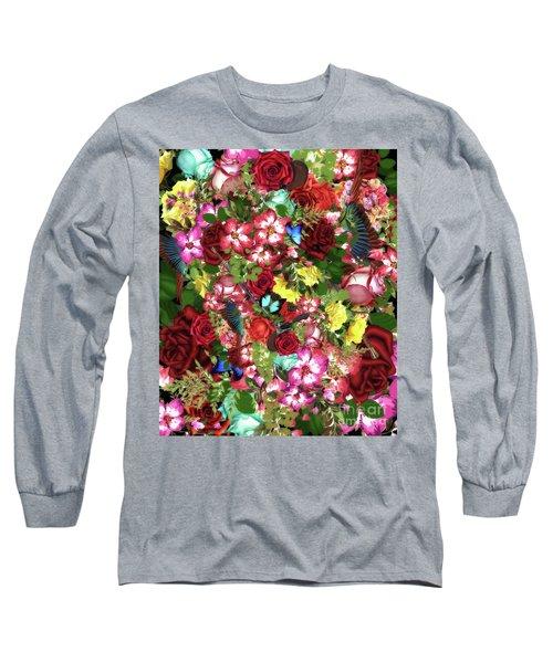 Romantic Mood  Long Sleeve T-Shirt