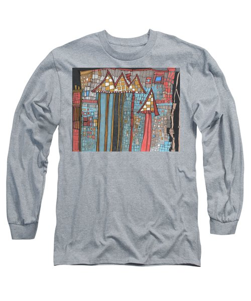 Dilapidated World Long Sleeve T-Shirt