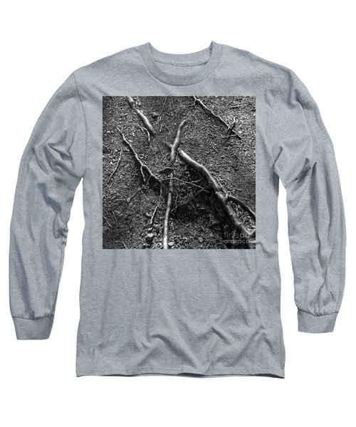 Roots Long Sleeve T-Shirt by A K Dayton