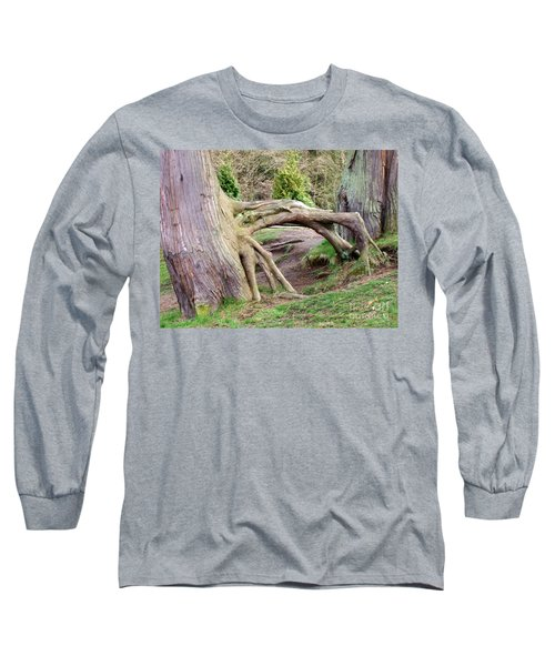 Roots Of Strength Long Sleeve T-Shirt