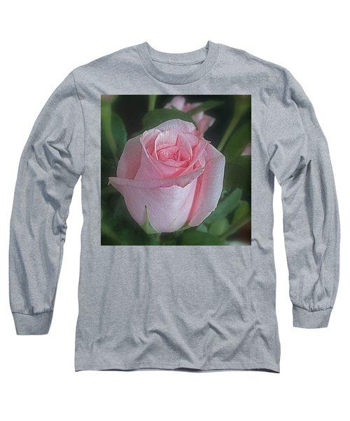 Rose Dreams Long Sleeve T-Shirt