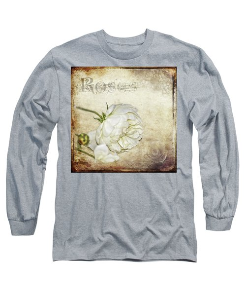 Long Sleeve T-Shirt featuring the photograph Roses by Carolyn Marshall