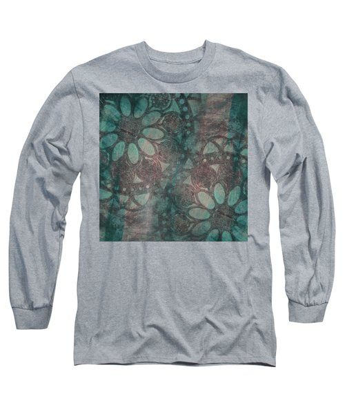 Rosette Stamps Long Sleeve T-Shirt