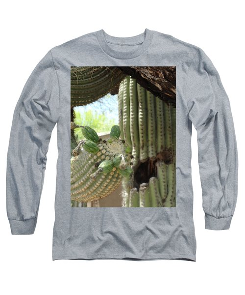 This Cactus Is Rotten To The Core Long Sleeve T-Shirt