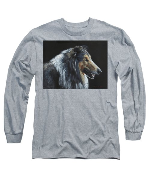 Rough Collie Long Sleeve T-Shirt