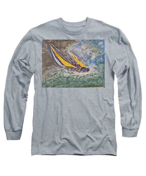 Rough Seas Long Sleeve T-Shirt