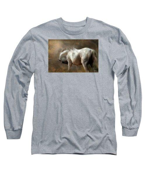 Roundness Long Sleeve T-Shirt