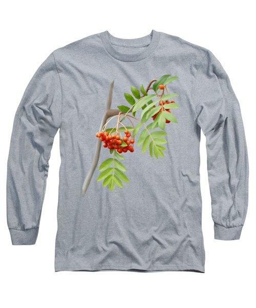 Rowan Tree Long Sleeve T-Shirt