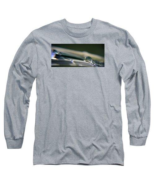 Rowling Droplets   Long Sleeve T-Shirt