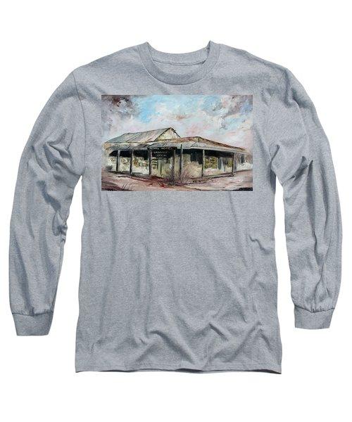 Royal Hotel, Birdsville Long Sleeve T-Shirt