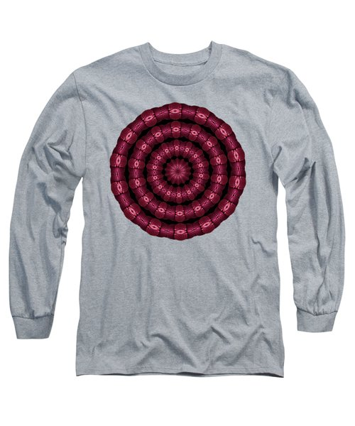 Rubidium Power Ring Long Sleeve T-Shirt