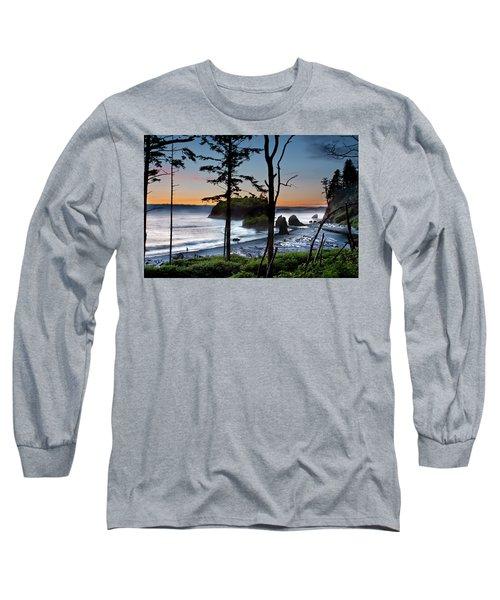 Ruby Beach #2 Long Sleeve T-Shirt