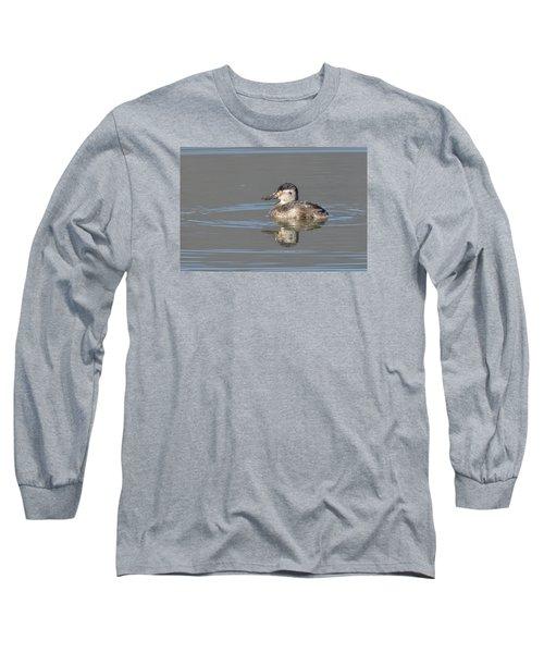 Rudy Duck Long Sleeve T-Shirt by Alan Lenk