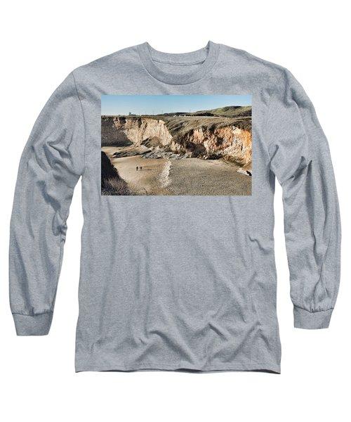 Rugged Coastline Long Sleeve T-Shirt