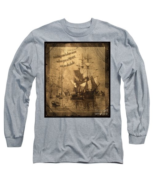 Rum Is The Reason Long Sleeve T-Shirt
