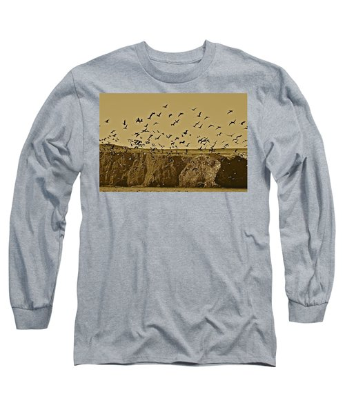 Run For Cover Long Sleeve T-Shirt