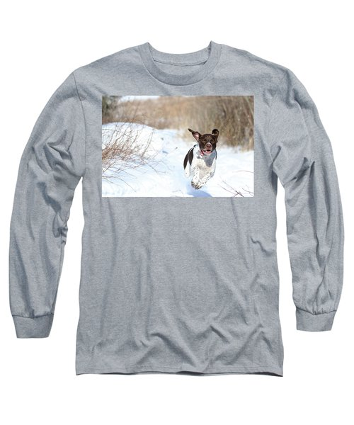 Run Millie Run Long Sleeve T-Shirt