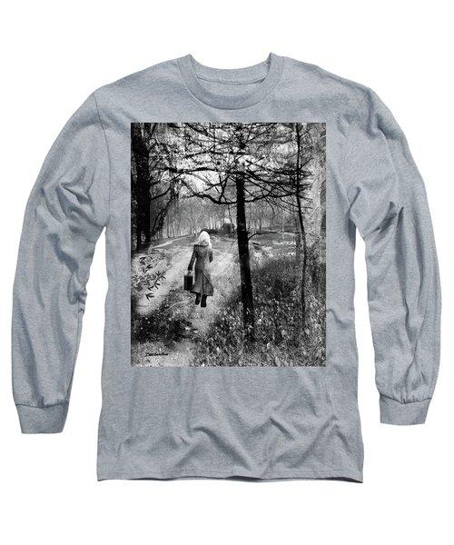 Runaway Long Sleeve T-Shirt