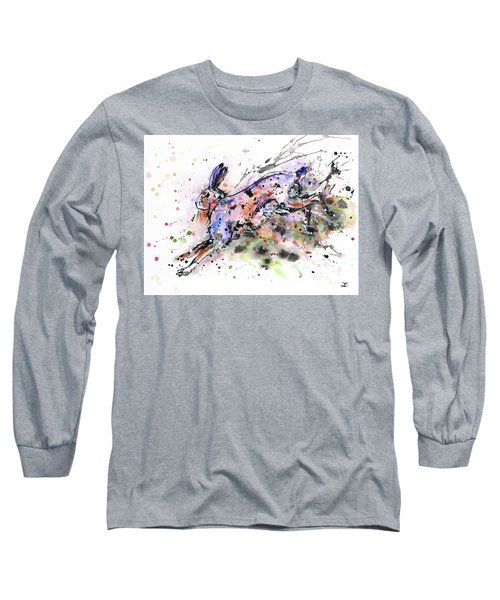 Running Hare Long Sleeve T-Shirt