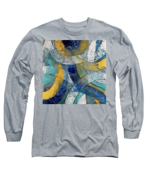 Running In Circles Long Sleeve T-Shirt
