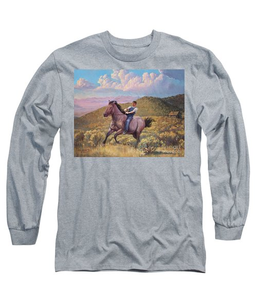 Runaway Roan Long Sleeve T-Shirt