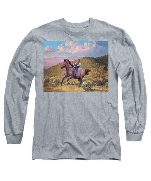 Runaway Roan Long Sleeve T-Shirt