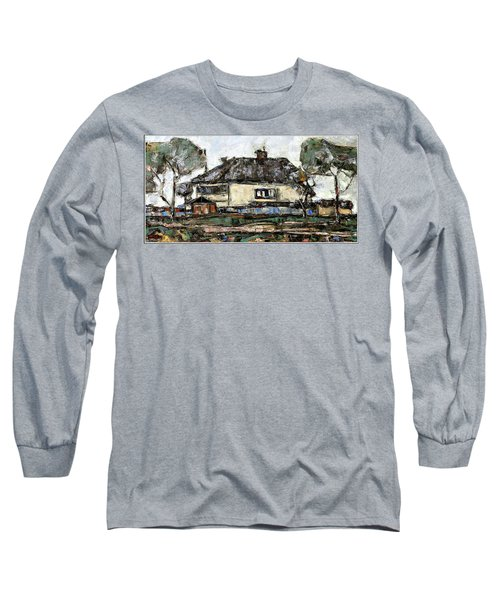 Rural Landscape 21 Long Sleeve T-Shirt
