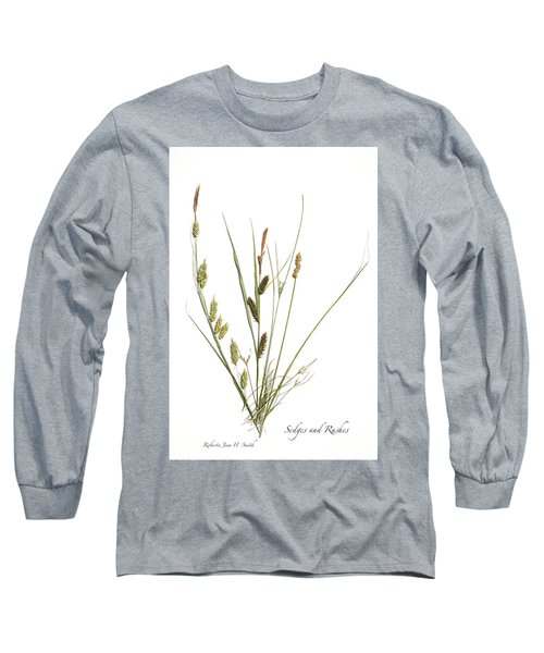 Rushes And Sedges Long Sleeve T-Shirt