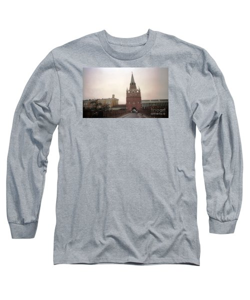Russia Kremlin Entrance  Long Sleeve T-Shirt