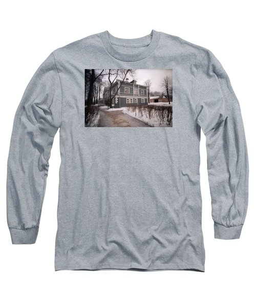 Russian Home January 89 Long Sleeve T-Shirt
