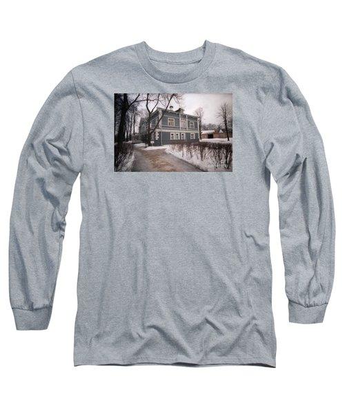Russian Home January 89 Long Sleeve T-Shirt