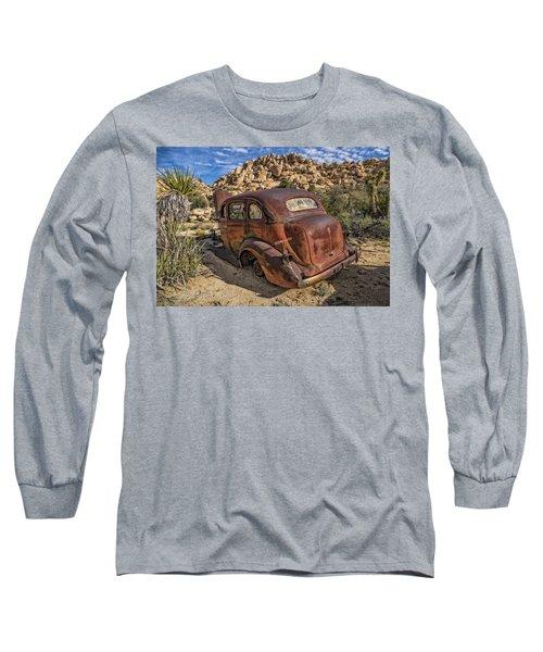 Rust Bucket Long Sleeve T-Shirt