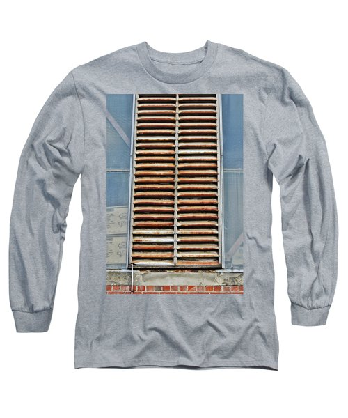 Rusted Shut Long Sleeve T-Shirt