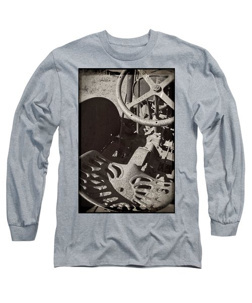 Rusted Tractor Long Sleeve T-Shirt