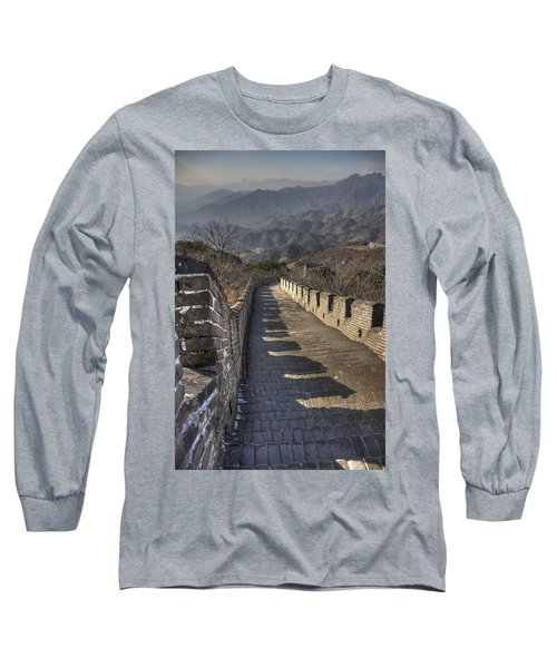 Rusti  Great Wall Hdr Long Sleeve T-Shirt