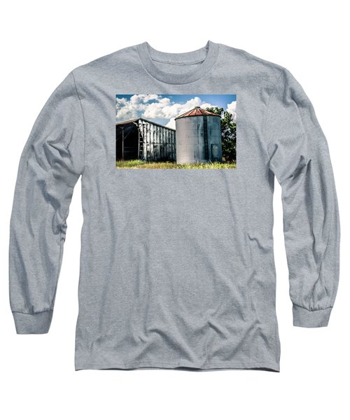 Rustic Long Sleeve T-Shirt by Parker Cunningham