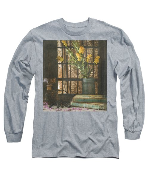 Rustic Still Life 1 Long Sleeve T-Shirt